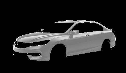 Цвета кузова Accord Sedan
